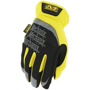 Mechanix Wear guanti FastFit in giallo