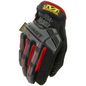 Mechanix Wear guanti M-Pact in Nero/Rosso