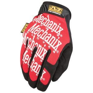 Mechanix Wear guanti The Original in Rosso