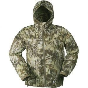 Mil-Tec giacca traspirante hardshell in Mandra Tan