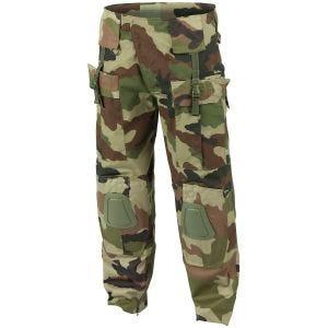 Mil-Tec pantaloni Warrior con ginocchiere in CCE