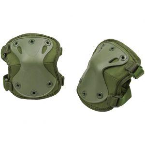 Mil-Tec gomitiere protettive in verde militare