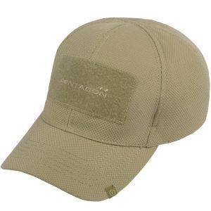 Pentagon cappellino da baseball Nest BB in cachi