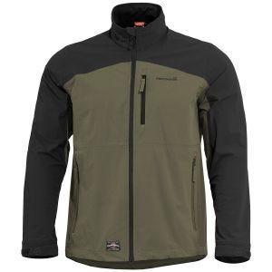 Pentagon Elite Light Softshell Jacket RAL 7013 / Black