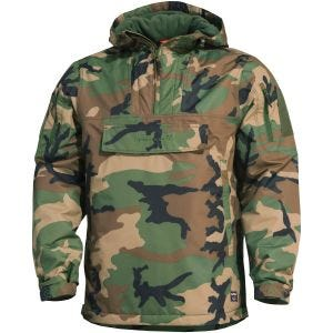 Pentagon giacca a vento UTA in Woodland