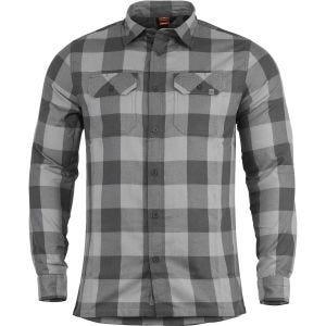 Pentagon camicia a maniche lunghe Drifter in flanella WG Checks