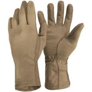 Pentagon guanti lunghi Pilot in Coyote