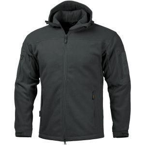 Pentagon giacca in pile 2.0 Hercules in nero