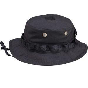 Pentagon Jungle Hat in Ripstop nero