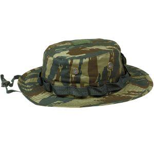 Pentagon Jungle Hat in Ripstop Greek Lizard
