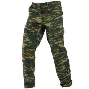 Pentagon pantaloni Combat ACU in Greek Lizard