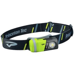 Princeton torcia da testa Tec Snap 200 con LED bianco in verde/nero