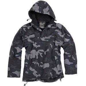 Surplus giacca a vento in Black Camo