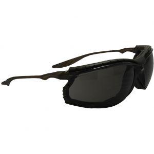 Swiss Eye occhiali da sole Sandstorm con montatura in nero e lenti fumo