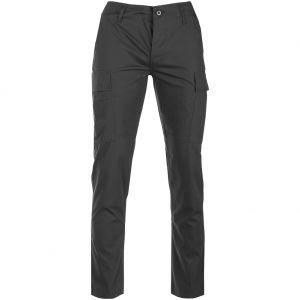 Teesar pantaloni US BDU in ripstop SlimFit nero
