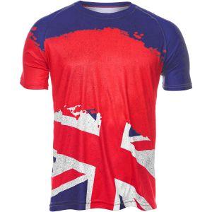 Tervel maglia a maniche corte Sportline Regno Unito 1