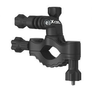Xcel supporto a 360° per montaggio su roll bar in nero