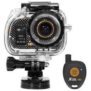 Xcel videocamera HD Sport Edition in Carbon
