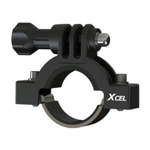 Xcel supporto di montaggio per videocamera Action con diametro 2,3 fino a 3,5 cm