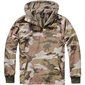 Brandit giacca a vento Luke in Light Woodland