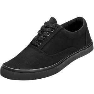 Brandit scarpe sneaker Bayside in nero