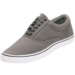 Brandit scarpe sneaker Bayside in grigio