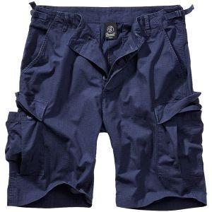 Brandit pantaloni corti BDU in Navy