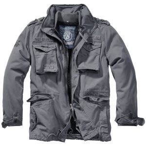 Brandit giacca Giant M-65 in Charcoal Grey