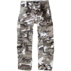 Brandit pantaloni Pure Vintage in Urban