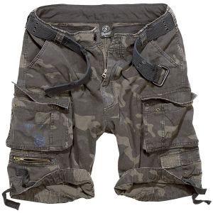 Brandit shorts Savage Vintage in Dark Camo