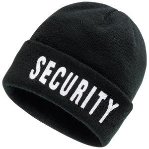 Brandit Security Beanie Black