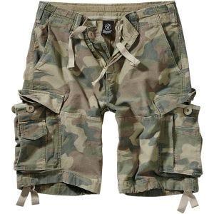 Brandit shorts Vinage Classic in Light Woodland
