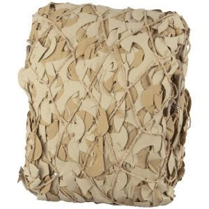 Camosystems rete Premium Series Military 3 x 3 m in Desert Camo
