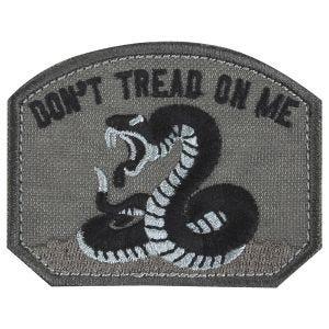 """Condor toppa con scritta """"Don't Tread On Me"""" in nero"""