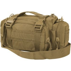 Condor deployment bag in stile modulare in Coyote Brown