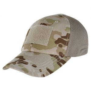 Condor berretto tattico in mesh in Multicam Arid