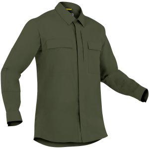First Tactical camicia BDU Specialist a maniche lunghe uomo in OD Green