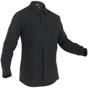 First Tactical camicia BDU Tactix a maniche lunghe uomo in nero