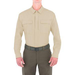 First Tactical camicia BDU Tactix a maniche lunghe uomo in cachi