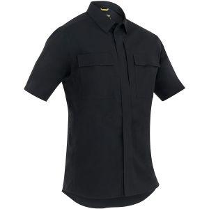 First Tactical camicia BDU Tactix manica corta uomo in nero