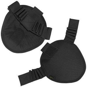Flyye protezioni corazzate spalle in nero