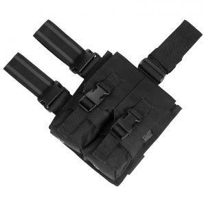 Flyye doppio portacaricatore cosciale M4/M16 in nero