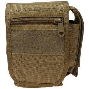 Flyye tasca marsupio MOLLE Duty in Coyote Brown