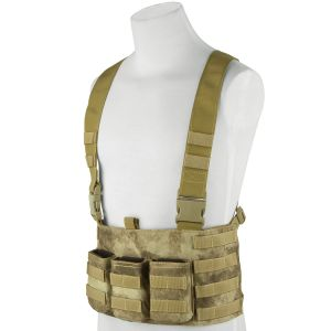 Flyye Chest Rig LAW ENF in A-TACS AU