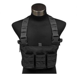 Flyye Chest Rig LAW ENF in nero