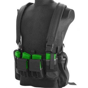 Flyye Chest Vest tattico LBT M4 in nero