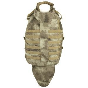 Flyye gilet tattico Outer Tactical Vest in A-TACS AU