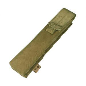 Flyye custodia singola portacaricatore P90/UMP MOLLE in cachi
