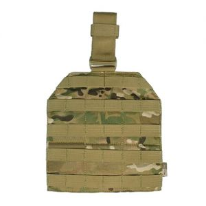 Flyye pannello cosciale MOLLE in MultiCam