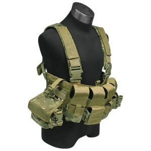 Flyye chest rig tattico a fascia LBT 1961A in MultiCam
